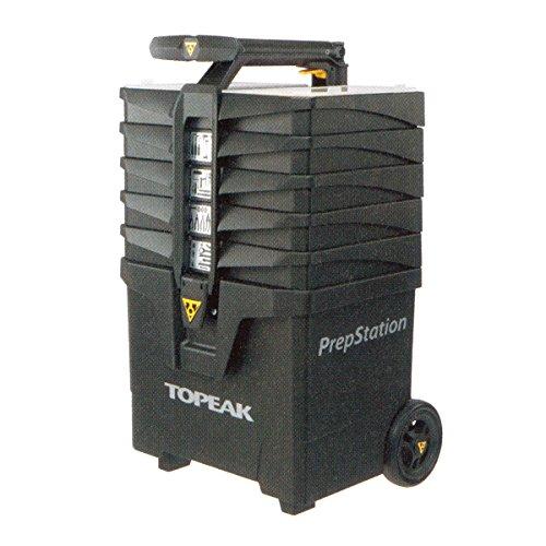 Topeak Werkstattwagen PrepStation, schwarz,, Einheitsgröße, TPS-01CS