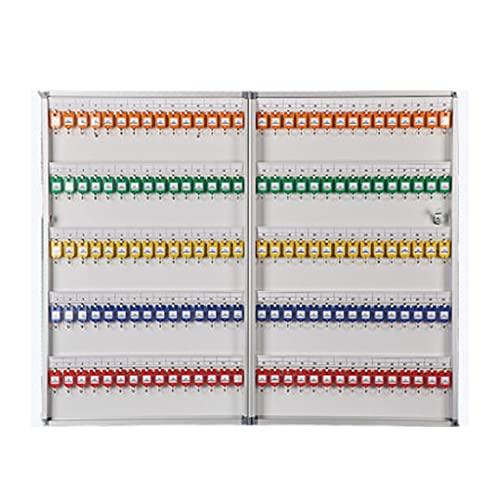 Armarios para Llaves Caja De Llaves Caja De Almacenamiento De Llaves De 150/180 bits Caja Fuerte De Seguridad para El Hogar Caja Fuerte De Almacenamiento De Objetos Pequeños Garaje