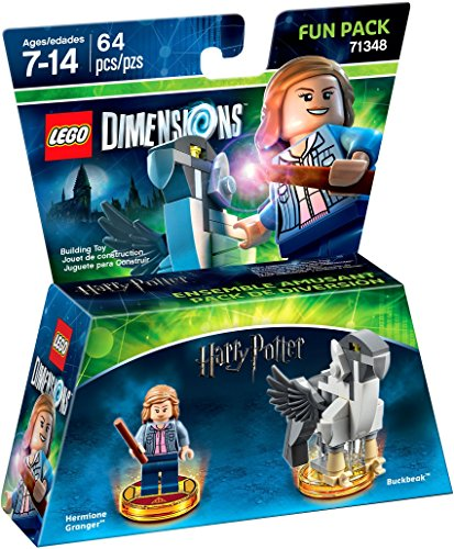 LEGO Dimensions Building Toy Pack (Harry Potter Hermione Granger 71348)