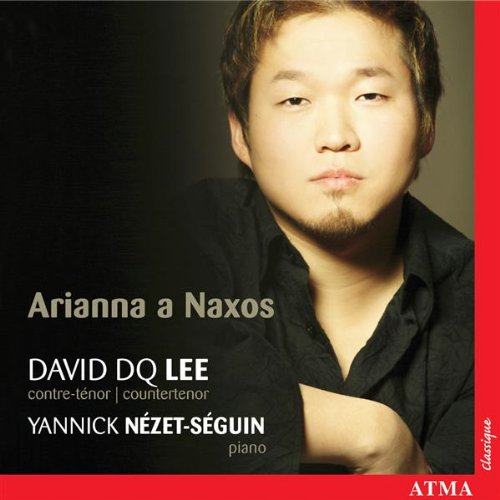 Lee, David Dq: Arias for Counter-Tenor