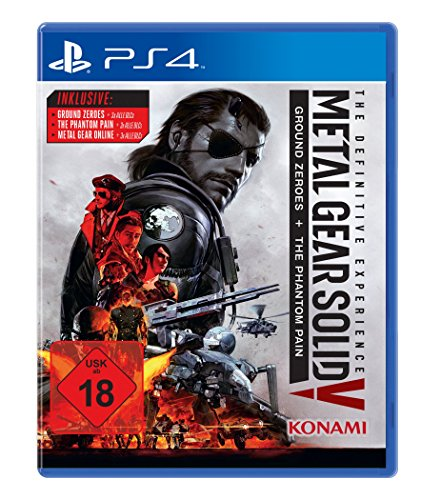 Metal Gear Solid V: The Definitive Edition [PlayStation 4]