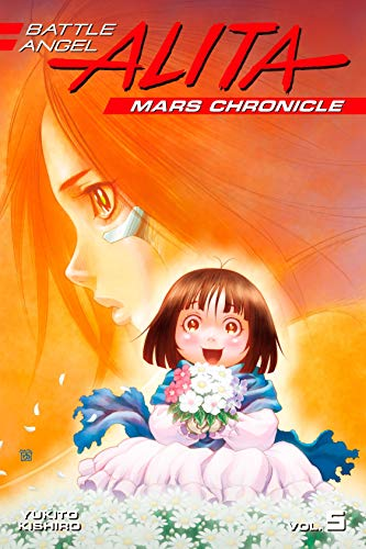 Battle Angel Alita: Mars Chronicle Vol. 5 (English Edition)