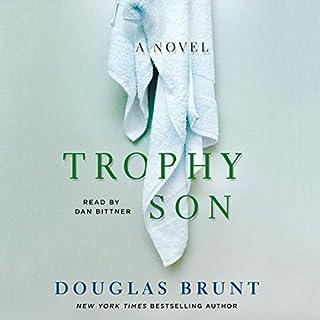 Trophy Son audiobook cover art