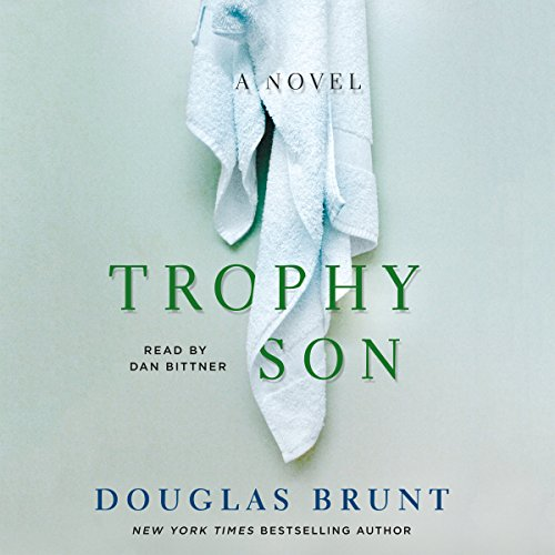 Trophy Son audiobook cover art