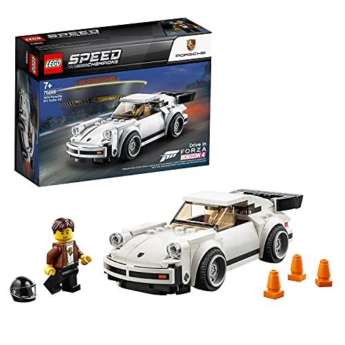 LEGO 75895 Speed Champions 1974 Porsche 911 Turbo 3.0 Coche Juguete de Construcción para Niños 7+ años