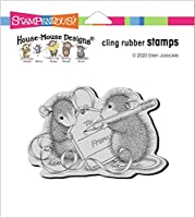 STAMPENDOUS House Cling Mouse TAG [並行輸入品]