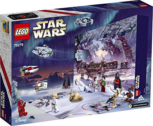 LEGO Star Wars Advent Calendar 2020 - 75279 Building Kit