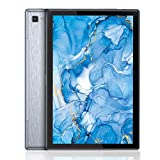 Dragon Touch Notepad 102 Tablet, 10-inch Tablet, Android 10, Octa-Core Processor, 3GB RAM, 32GB ROM, IPS HD Display, Bluetooth 5.0, 5G WiFi, GPS, Metal Body, Gray