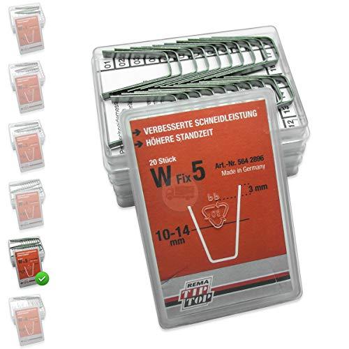 W-FIX 5 | Schneidemesser 10-14 mm für Reifen-Profilschneidegeräte | 5642896