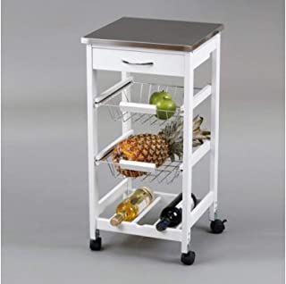Kit Closet Carro Cocina Metal