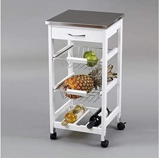 Kit Closet Carro Cocina, Metal