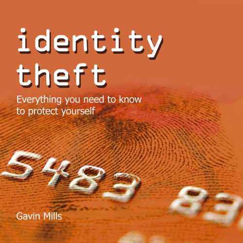 Identity Theft audiobook cover art