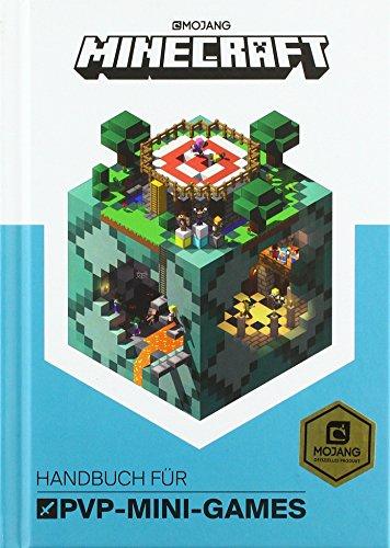 Minecraft, Handbuch für PVP-Mini-Games: Ein offizielles Minecraft-Handbuch