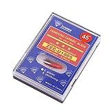 Cuchilla cortadora de vinilo 30/45 / 60Degree Paquete de seguridad Diseño Cuchilla para plotter...