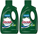 Cascade Complete Gel All-in-1 Dishwasher Detergent - 75 oz - Fresh - 2 pk