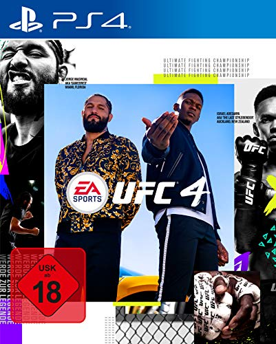 EA SPORTS UFC 4 - [Playstation 4]