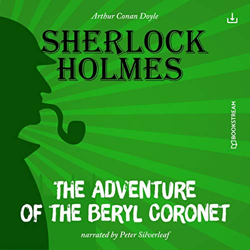 The Adventure of the Beryl Coronet cover art