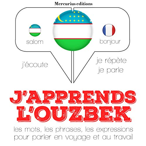 J'apprends l'ouzbek  By  cover art