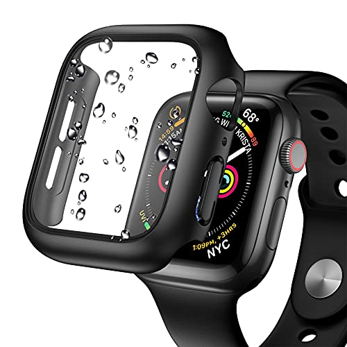 NIMASO 40mm 防水ケース apple watch 用 アップルウォッチカバー 全面保護 アップルウォッチ Series6 Series5 Series4 SE 対応 NWC21G265