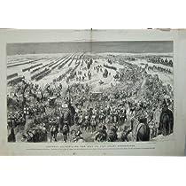 Davies 1877 の皇后のインドデリーの集合のラクダの女性