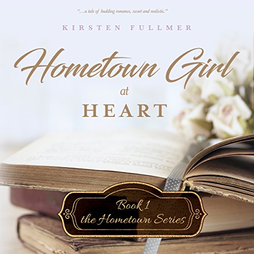 Hometown Girl at Heart audiobook cover art