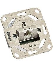 Gira 245100 netwerkdoos 1-voudig Cat.6A IEEE 802.3an inzet