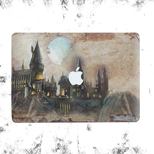 Macbook Air 13 inch 2018 A1932 2020 A2179 Pro 13 A2289 A2251 Case Watercolor Hogwarts A1369 A1466 Mac Book 11 Pro 16 A2141 13 13.3 13inch A2159 A1989 15 in Retina 2019 2016 2017 A1706 12 Hard Cover