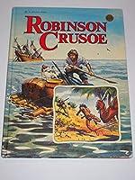 Daniel Defoe's Robinson Crusoe (Retold by Jane Carruth) 0307147517 Book Cover