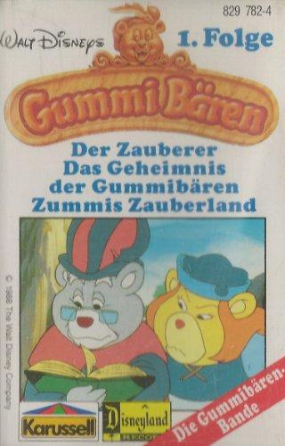 Die Gummibären-Bande [1. Folge] Der Zauberer - Das Geheimnis der Gummibären - Zummis Zauberland
