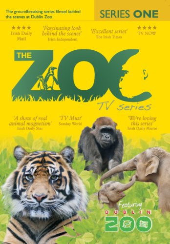 The Zoo TV Series - Dublin Zoo [DVD] [UK Import]