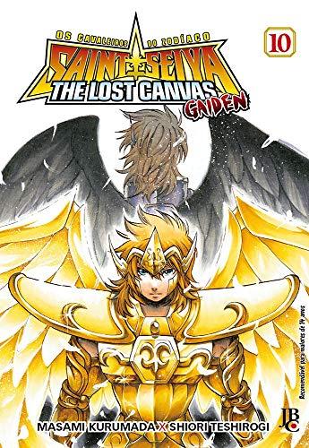 Cavaleiros do Zodíaco (Saint Seiya) - The Lost Canvas: Gaiden - Volume 10