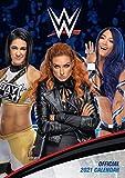Official WWE Women 2021 Calendar - A3 Wall Format Calendar