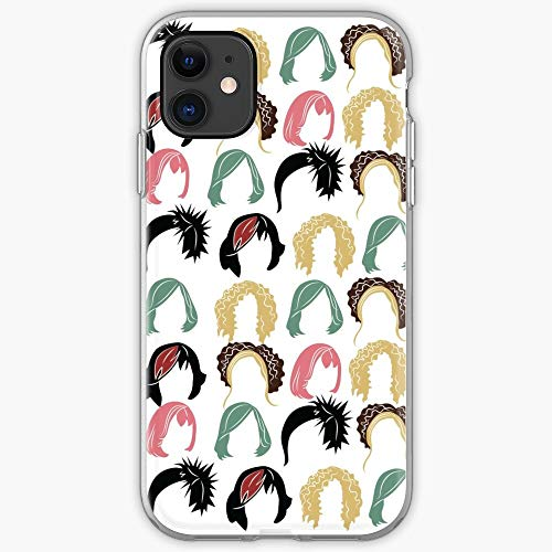 Wigs Schitts Wig Rose Creek Moira - Phone Case for All of iPhone 12, iPhone 11, iPhone 11 Pro, iPhone XR, iPhone 7/8 / SE 2020… Samsung Galaxy