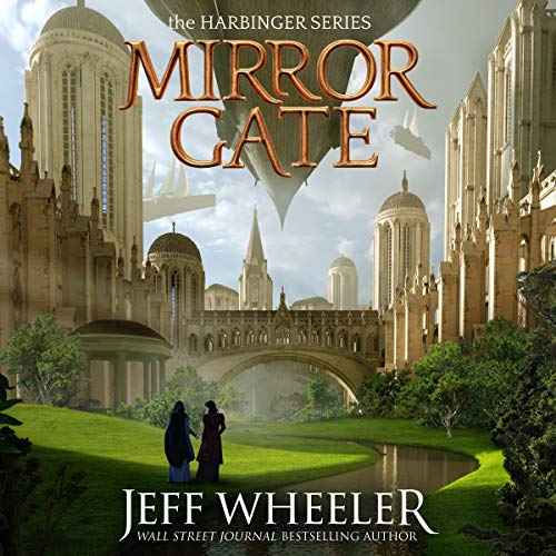 Mirror Gate audiobook cover art