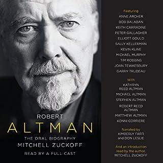 Robert Altman cover art