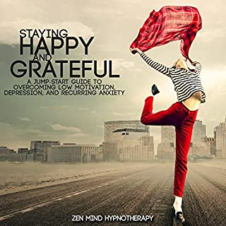 Staying Happy and Grateful cover art