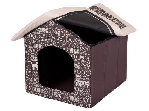 """Hundehöhle """"Wörter"""" Katzenhöhle Hundehütte Hundebett Katzenbett S-XL (M 44x38cm) - 4"""