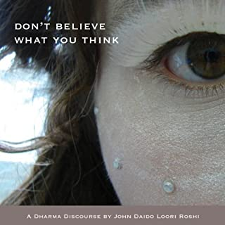 Don't Believe What You Think audiobook cover art