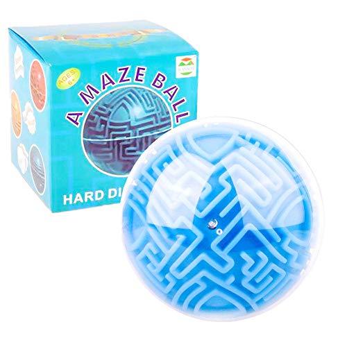 mciskin Mini3D Magic Labyrinth Puzzle Ball Cube Spiel Erde Ball Bulk Labyrinth Spielzeug Gehirn Foreplay Spiel Lernen Bildung Lernspielzeug Kind Geschenk