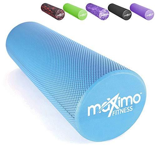 """Maximo Fitness Faszienrolle, leichte und extra Lange Schaumstoffrolle, 45 cm x 15 cm (18"""" x 6"""")"""