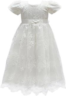 d27f5d00a3647 Amazon.fr   Robe Bapteme Bébé - Bébé fille 0-24m   Bébé   Vêtements