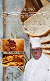 Más de 240 recetas para hornear todo tipo de pasteles, tartas, galletas y más: faciles para todo y están en este magnifico ejemplar