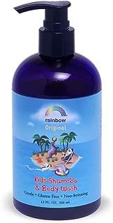 Rainbow Research Organic Herbal Shampoo for Kids Original Scent, 12 Fluid Ounce
