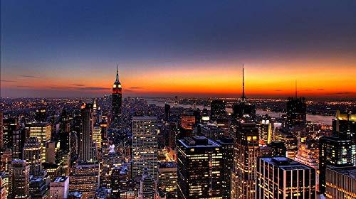 MKmd-s 1000 Pezzi di Puzzle New York City Live Tutti i Puzzle