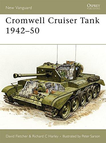 Cromwell Cruiser Tank 1942-50 (New Vanguard, Band 104)