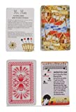 zvr iZED Magic Marked SPY Magician Playing Cards 2 Decks Best for Flash