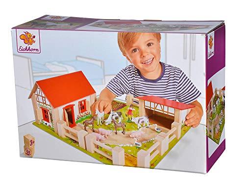 Eichhorn 100004304 - kleiner Bauernhof, Bauernhof...