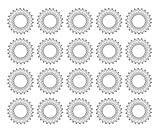 JUHONNZ Gomas de Pelo Espiral,20 PCS Transparente Corbatas para el Pelo en Espiral Gomas del Pelo para Cabello para Mujer Niñas Accesorios para Cabello para Niños