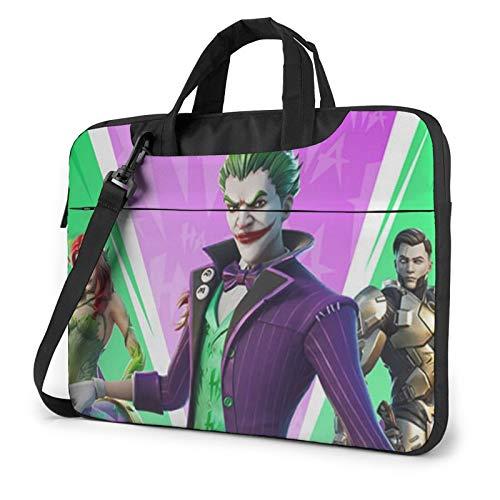 Miwaimao Jo_Ker Llaptop Bag 15.6 Inch Briefcase Shoulder Bag Satchel Tablet Bussiness Carrying Handbag Laptop Sleeve