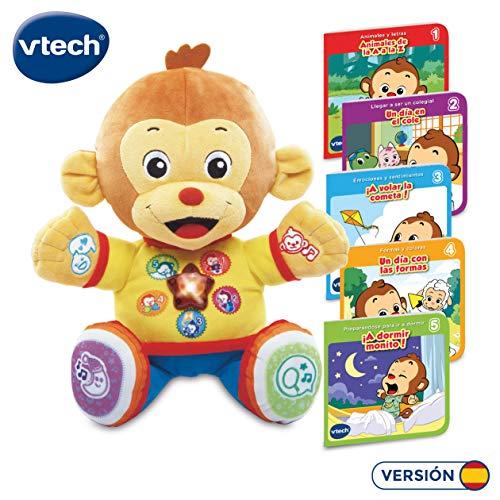VTech - Aprendo con Armando a leer (3480-182222)